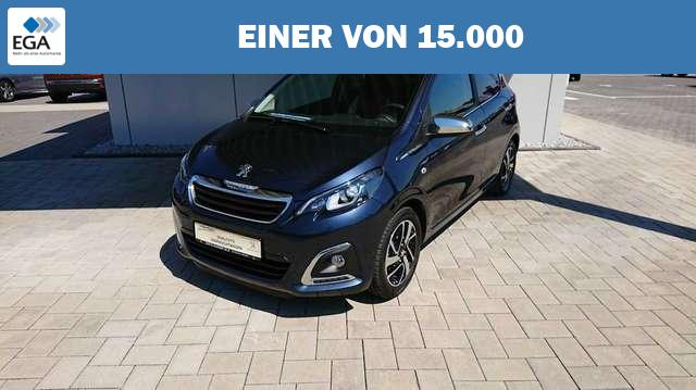 Peugeot 108 PureTech 82 Top! Allure