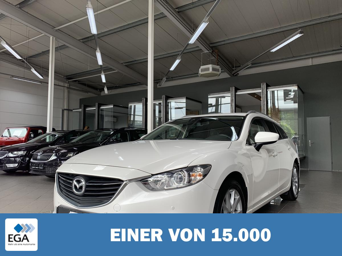 Mazda 6 2.2 CD Aut. Center-Line Navi PDC