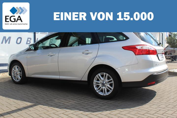 Ford Focus Turnier 2.0 TDCi Navi/PDC/Tempomat/Lane-As