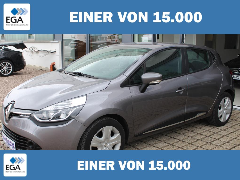 Renault Clio * Navigation * Klima * Bordcomputer *