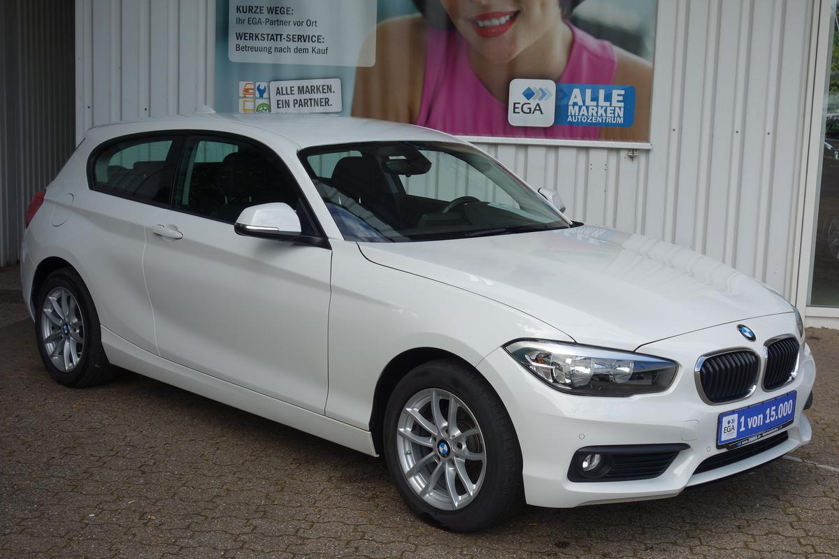 BMW 116i Advantage *1.HD*PDC*SHZ*ALU*KLIMAAUTO*