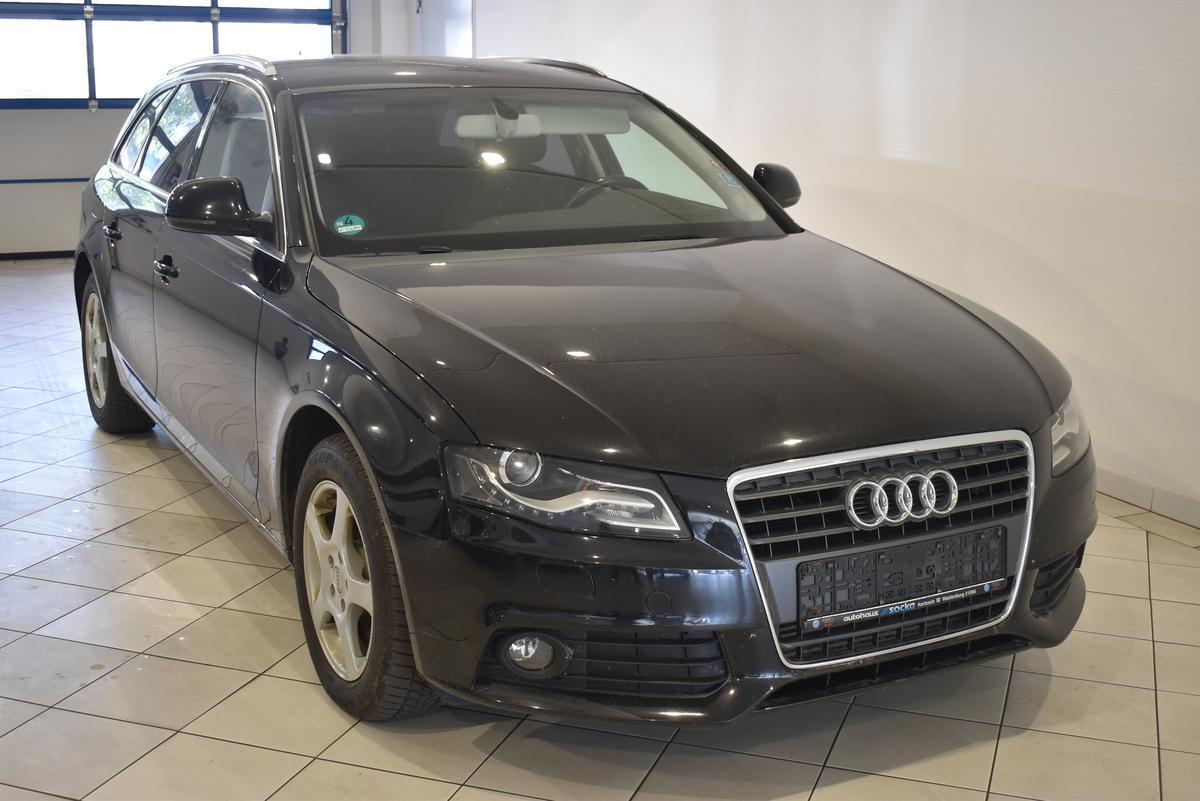 Audi A4 Avant 1.8TFSI AHZV NAVI XENON GRA SHZ PDC