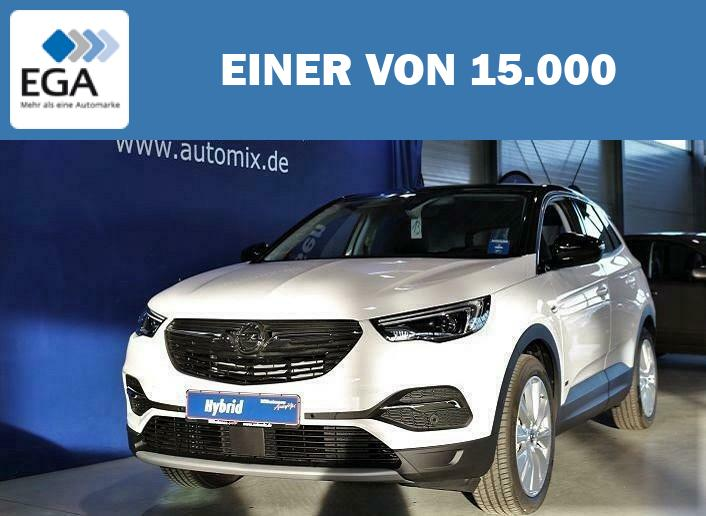 OPEL Grandland X Plug-In-Hybrid 4x4 Innovation Navi