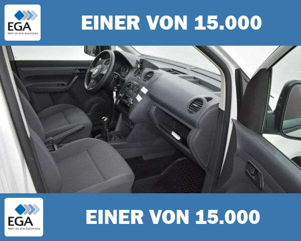 Volkswagen Sonstige andere Caddy 2.0 Kasten Maxi Lang >CNG GAS >PDC