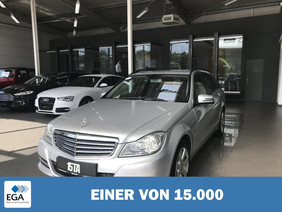 Mercedes-Benz C 180  T BlueEfficiency Navi PTS Sitzheizung