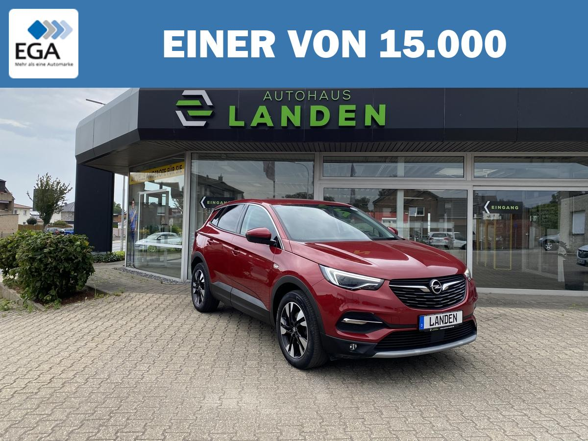 Opel Grandland X 1.2 Innovation(LED,Navi,Garantie)