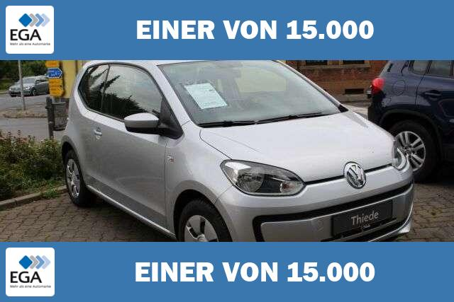Volkswagen up! MOVE UP! 1.0 3 Tü. NAVI/MP3/CD/ZV/