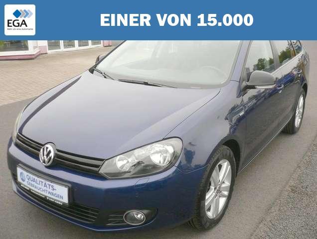 Volkswagen Golf Variant 1.4 TSI MATCH SHZ PDC v+h Bluetooth