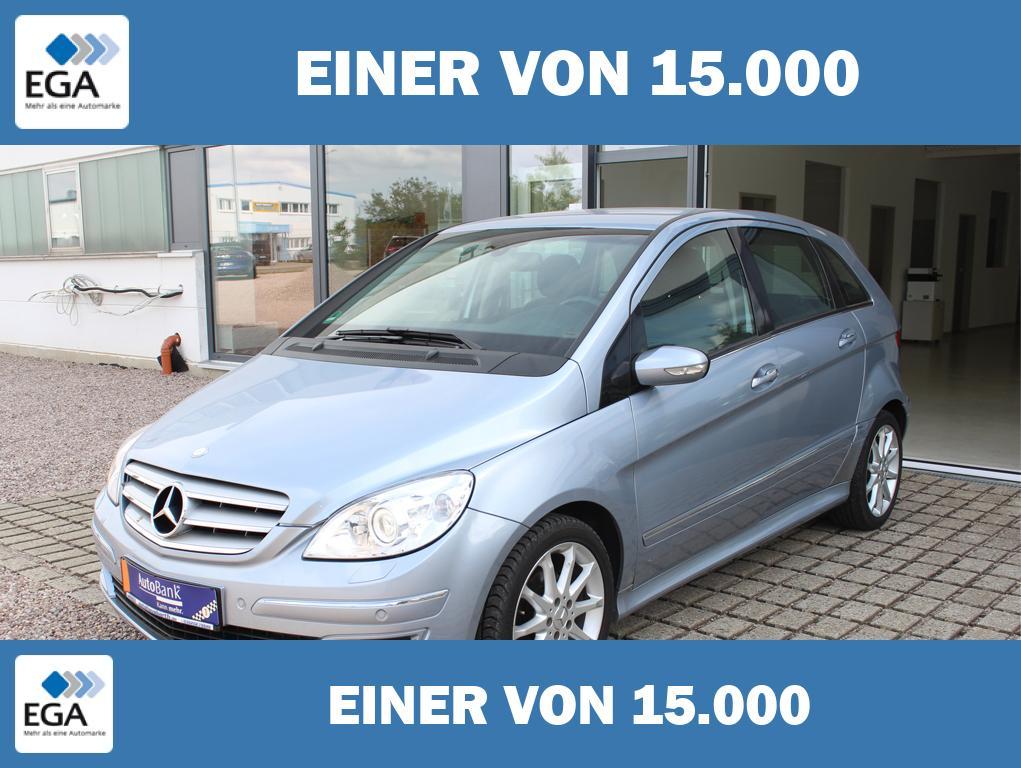 Mercedes-Benz B 170 * Klimaanlage * Navi * SHZ * Licht-Sicht Paket *