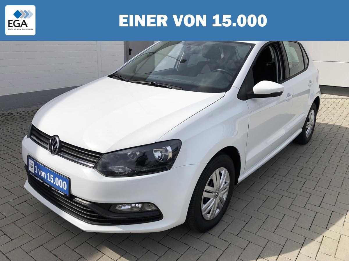 Volkswagen Polo 1.0 BMT Trendline*Klima*5-Türer*