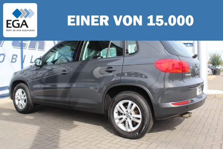 VW Tiguan 1.4 TSI BlueMotion SHZ/16-Zoll/PDC/Start-