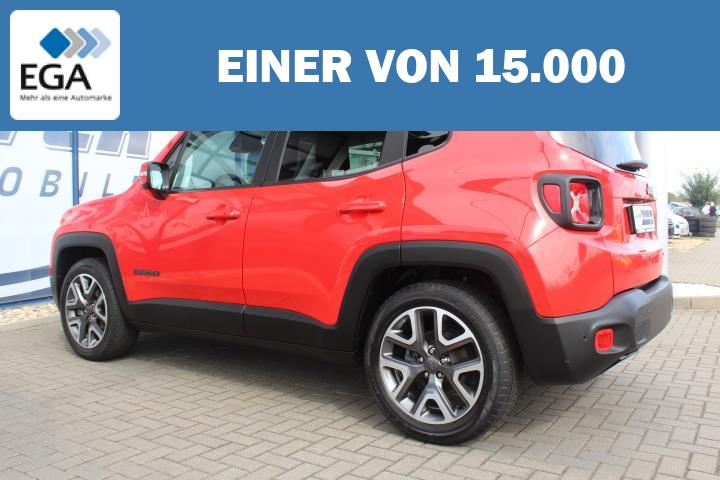 Jeep Renegade 1.6 E-torQ Night Eagle Navi/DAB/SHZ/PDC