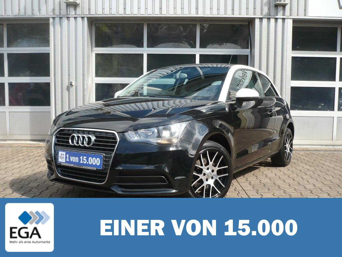 Audi A1 1.4 TFSI Attraction - Navi/ Sitzh./ PDC/ Freispr./ Tempo
