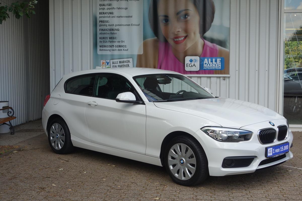 BMW 116i *1.HD*KLIMAAUTO*SHZ*LICHT+REGENSENSOR*