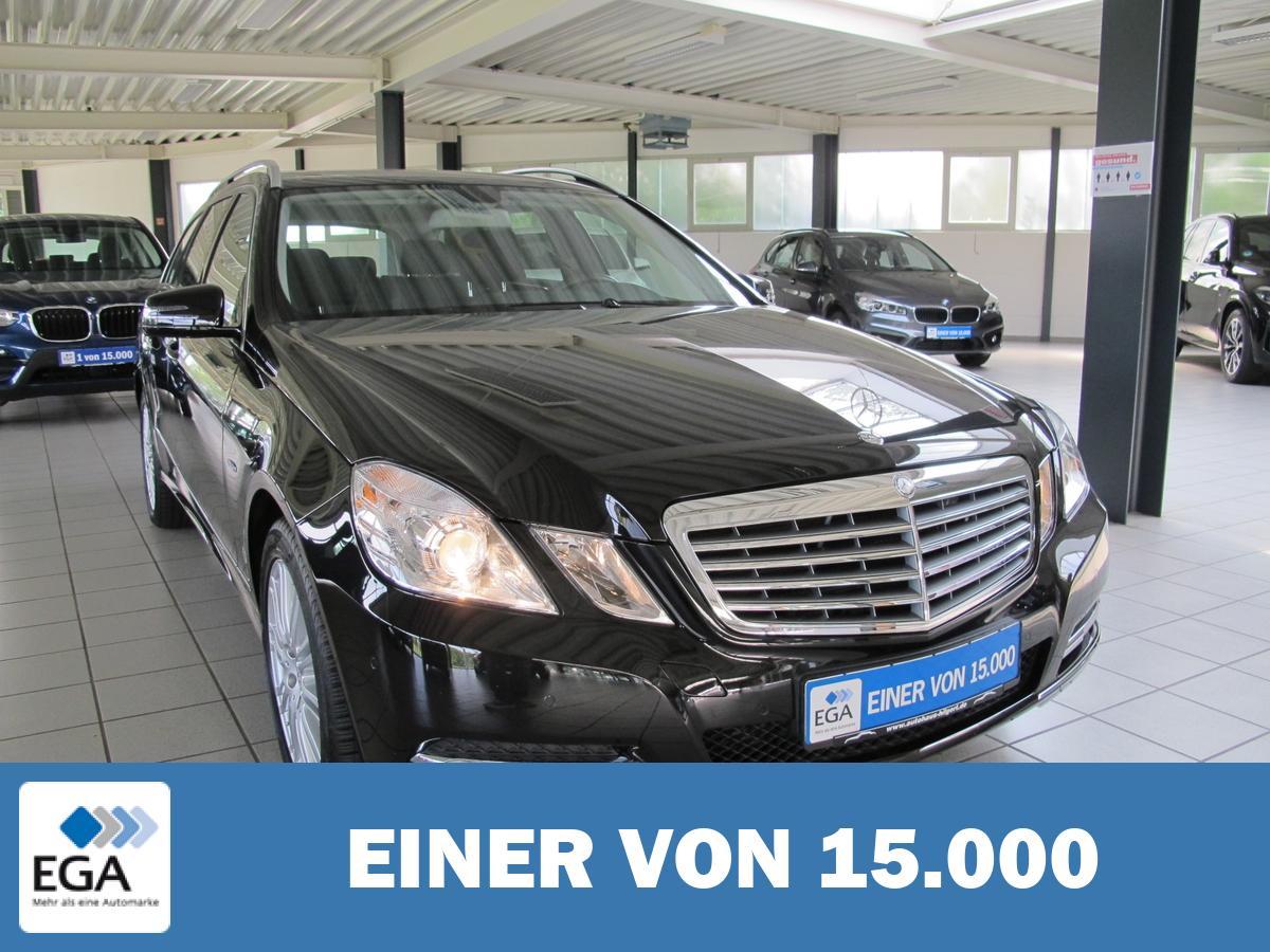 Mercedes-Benz E 200 CDI,Elegance,BlueEfficie,Navi.,PDC,Sitzh.,AHK,