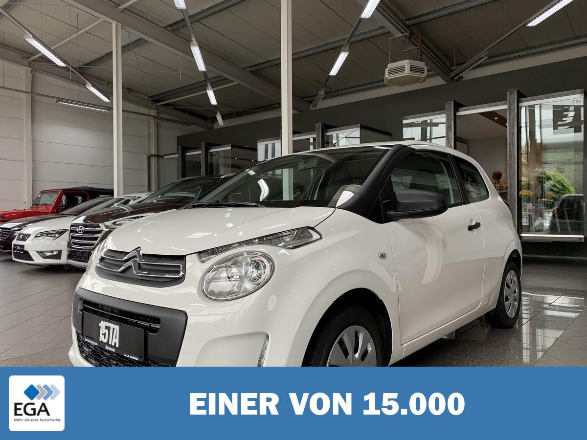 Citroën C1  1.0 VTi Live Euro 6 Klima