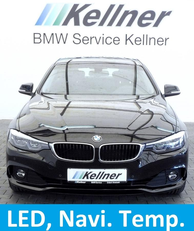 BMW 420 Gran Coupé i adapt. LED-SW, Navi