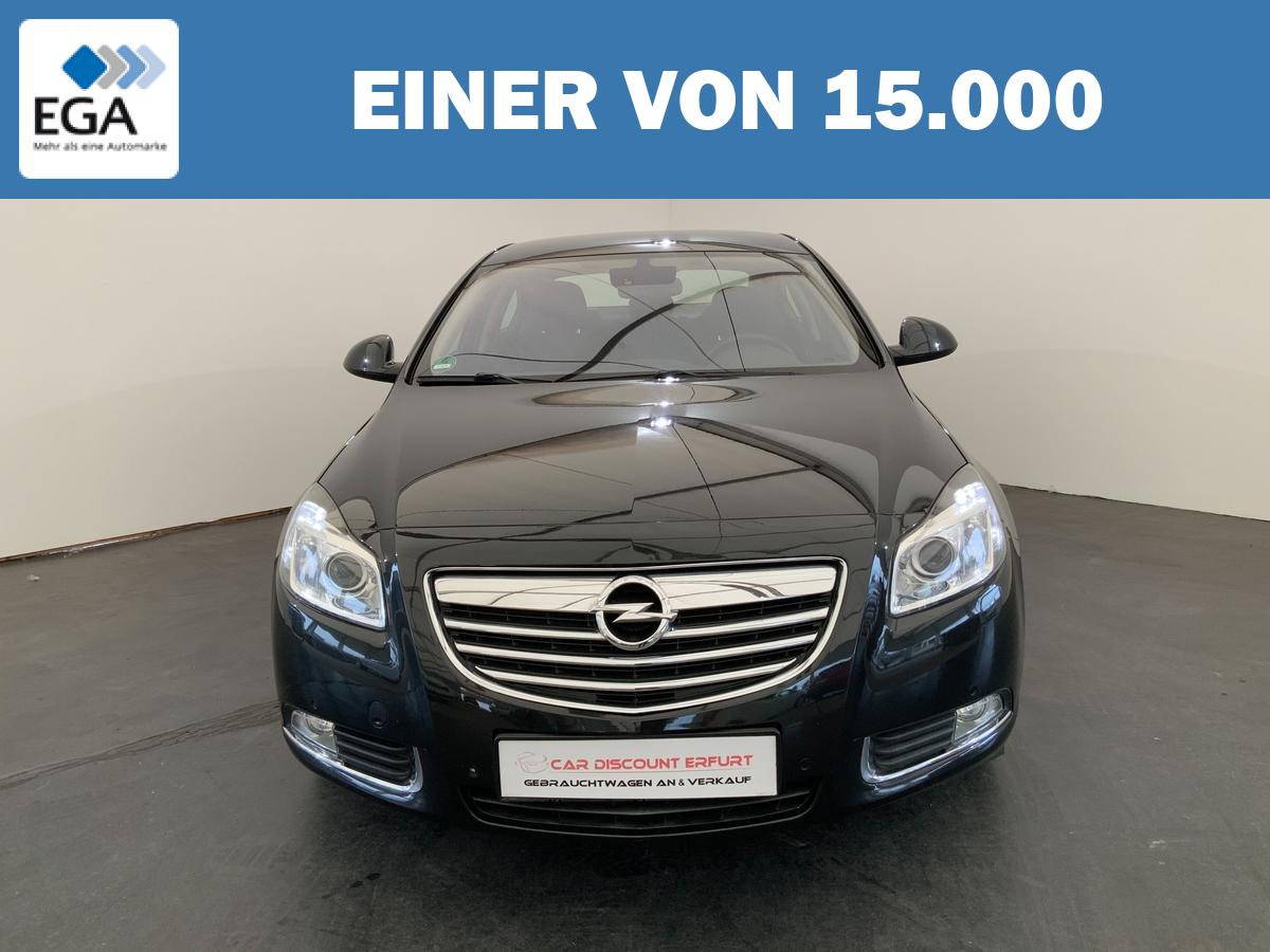 Opel Insignia 2,0 CDTi 4x4 Innovation+Xenon+Navi+Teilleder+