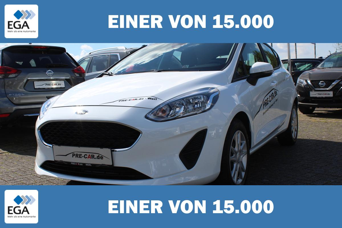 Ford Fiesta Trend Cool+Sound 5Türer