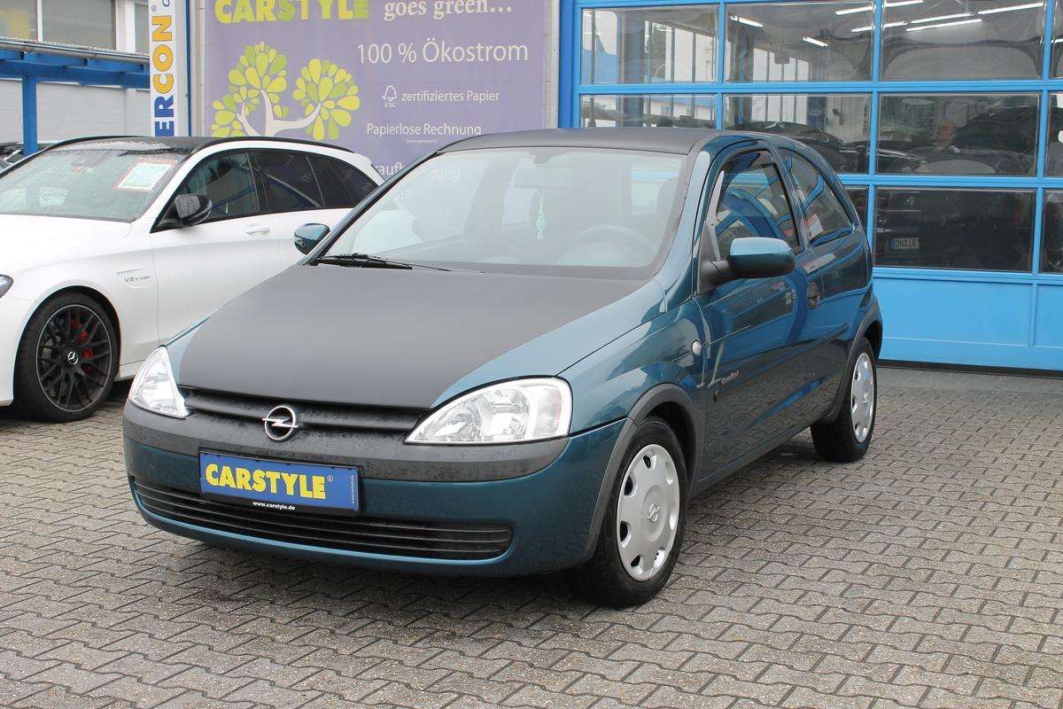 Opel Corsa C Klimaanlage Radio Neu TÜV