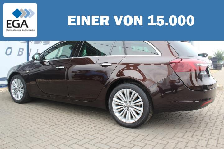 Opel Insignia ST 1.6 Turbo Innovation Bi-Xenon/Navi/A