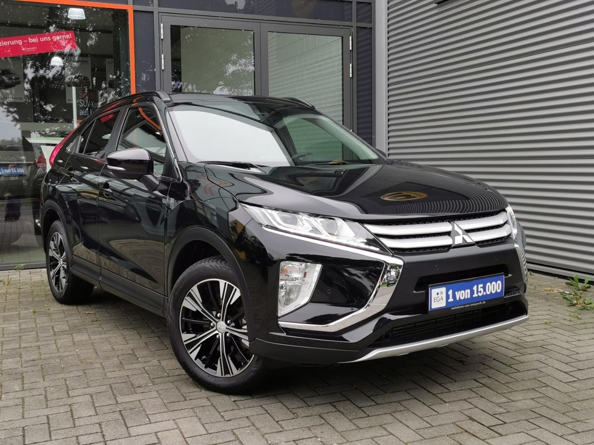 Mitsubishi Eclipse Cross Diamant, AHK, Kamera