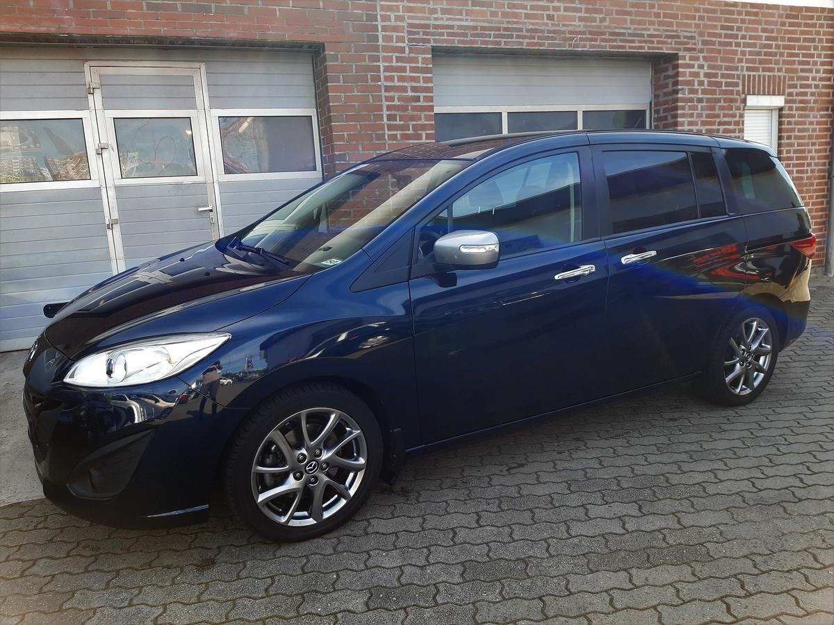Mazda 5 L 2.0l MZR 150PS 5T 6GS AL-SENDO