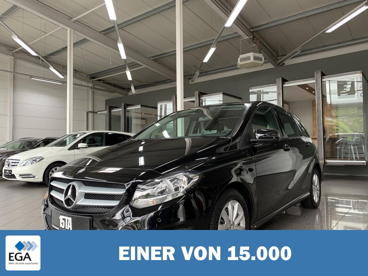Mercedes-Benz B 200 d 7G-DCT Navi SHZ PDC EURO6