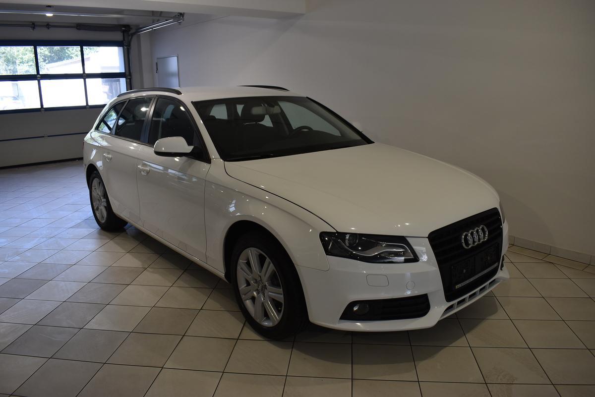 Audi A4 Avant 2.0TFSI neuer Motor scheckheft gepflegt 1.Hand AHK