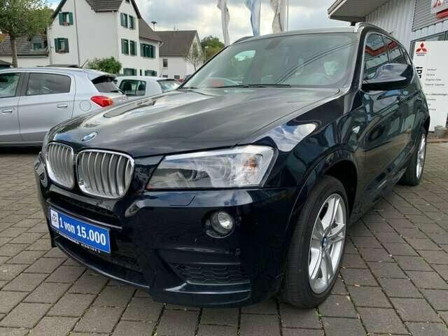 BMW X3XDRIVE 30D