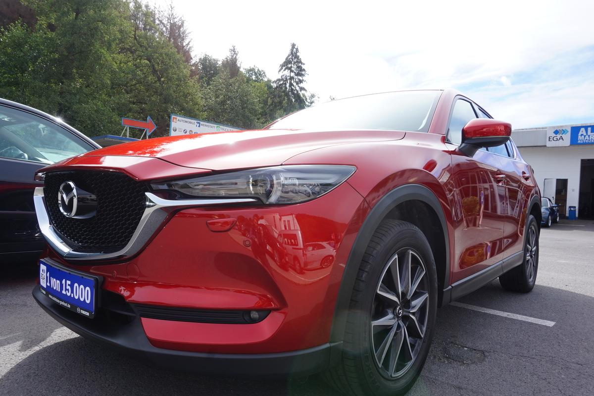 Mazda CX-5 Allrad, Navi, Bose, Head Up, Keyless Go, LED, Garantie