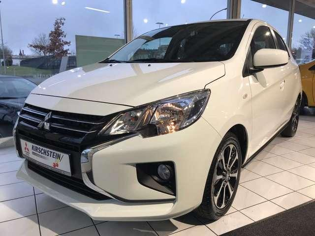 Mitsubishi Space Star 1.2 CVT Spirit+ 2021 *sofort*