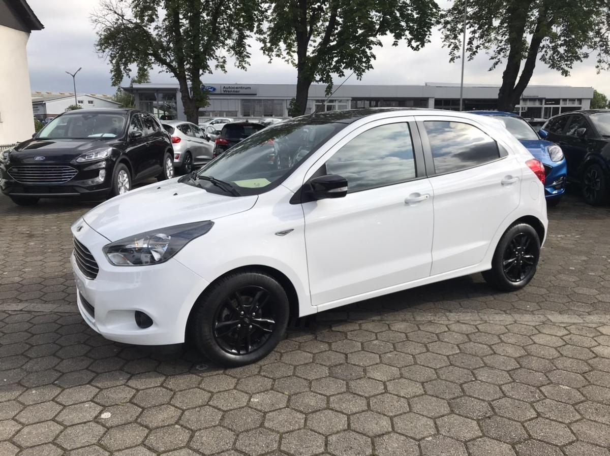 Ford Ka + White Edition Klima / Sync