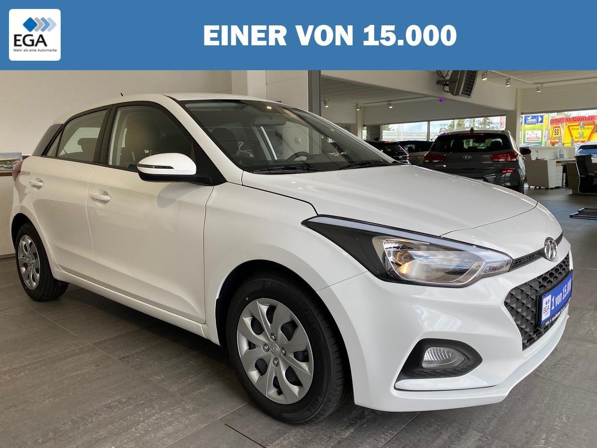 Hyundai i20 1.2 *Bluetooth*Klima*Freispr.*