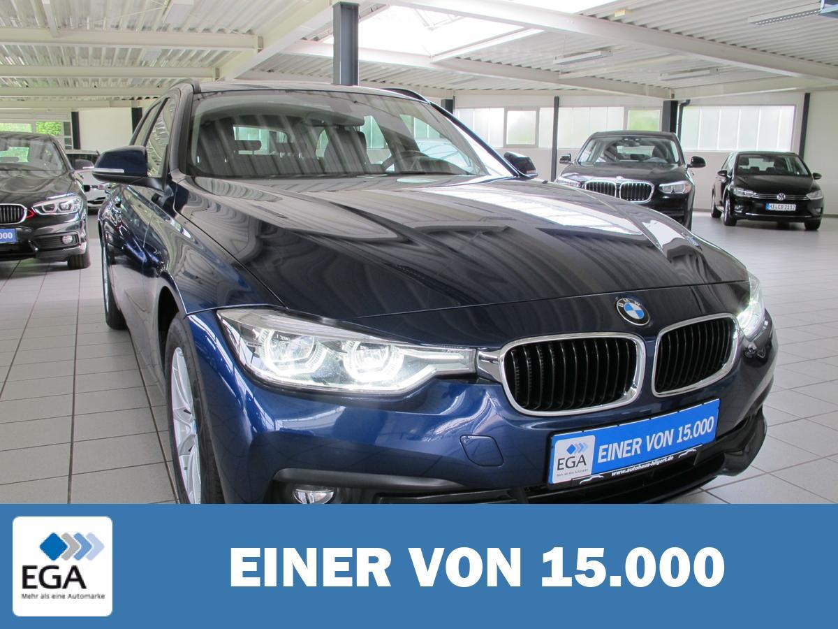 BMW 320d,touring,Sportsitze,LED,Sitzh.,Navi-Prof.el Heckkl.,PDC