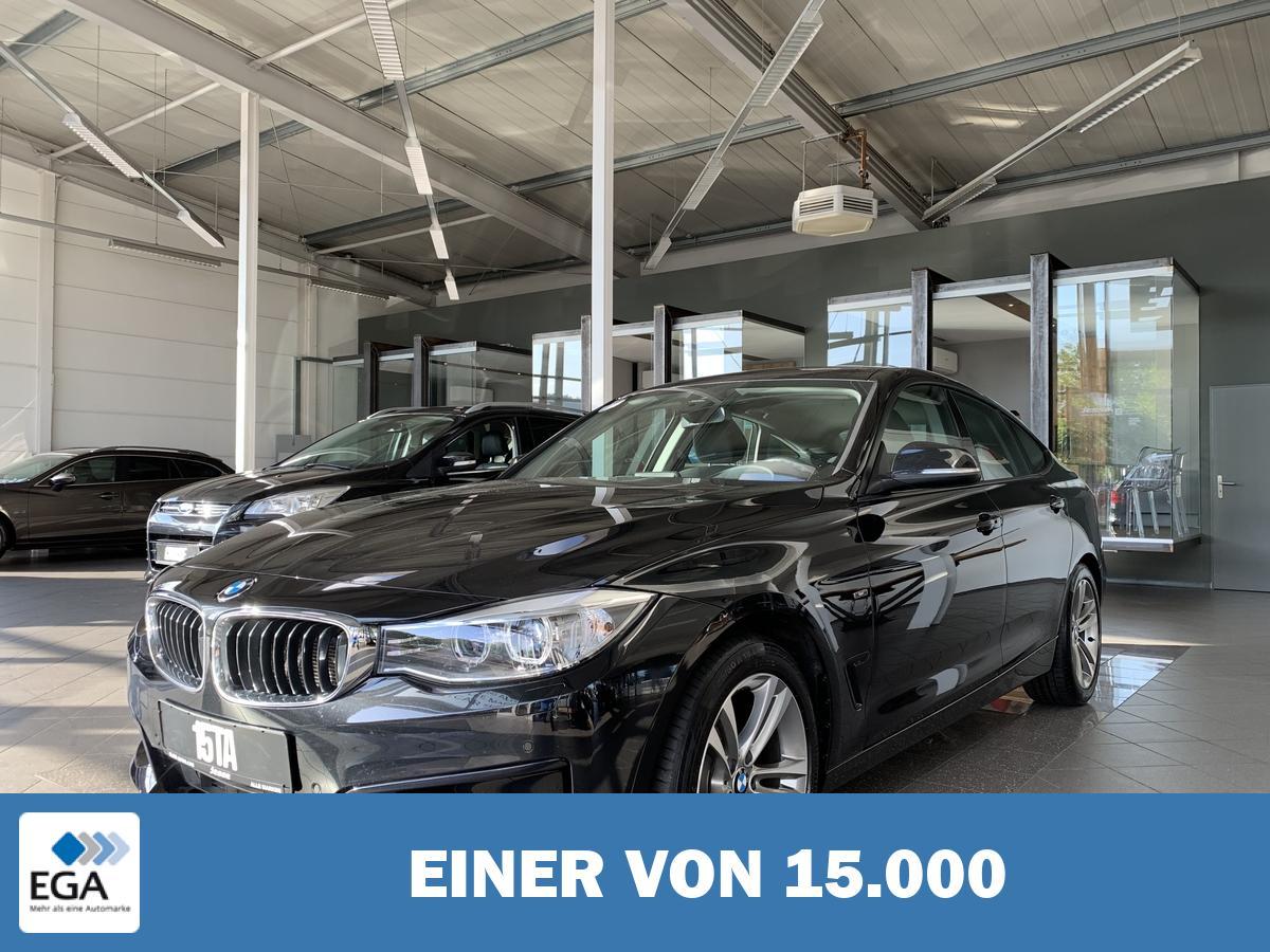 BMW 320 Gran Turismo Sport Line Navi Bi-Xenon PDC
