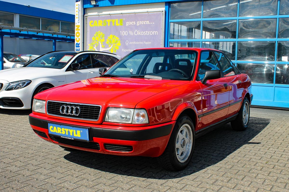 Audi 80 Audi 80 2.0E SHD Automatik TÜV
