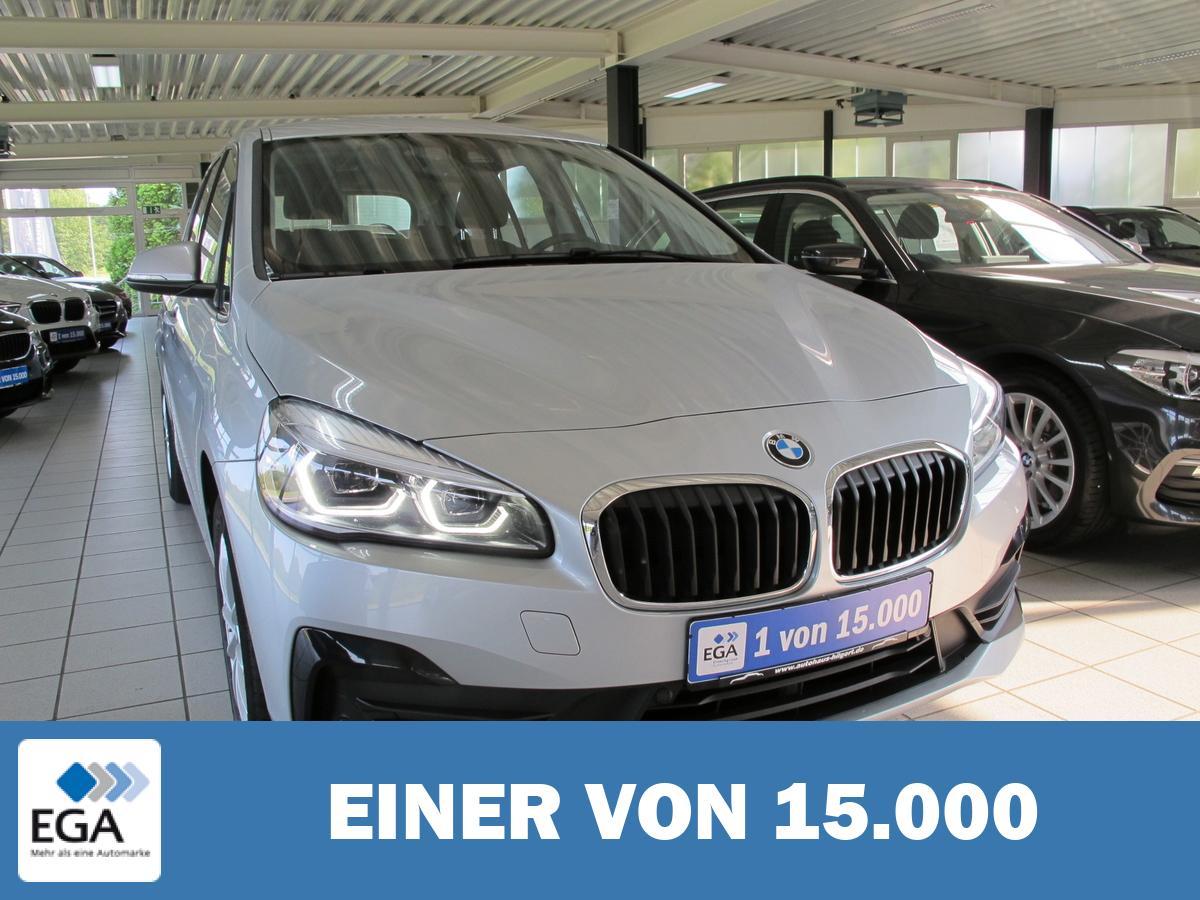 BMW 216 Gran TourerAdvantage,AHK,7 Sitzer,Navi.,PDC,Sitzh.,LED