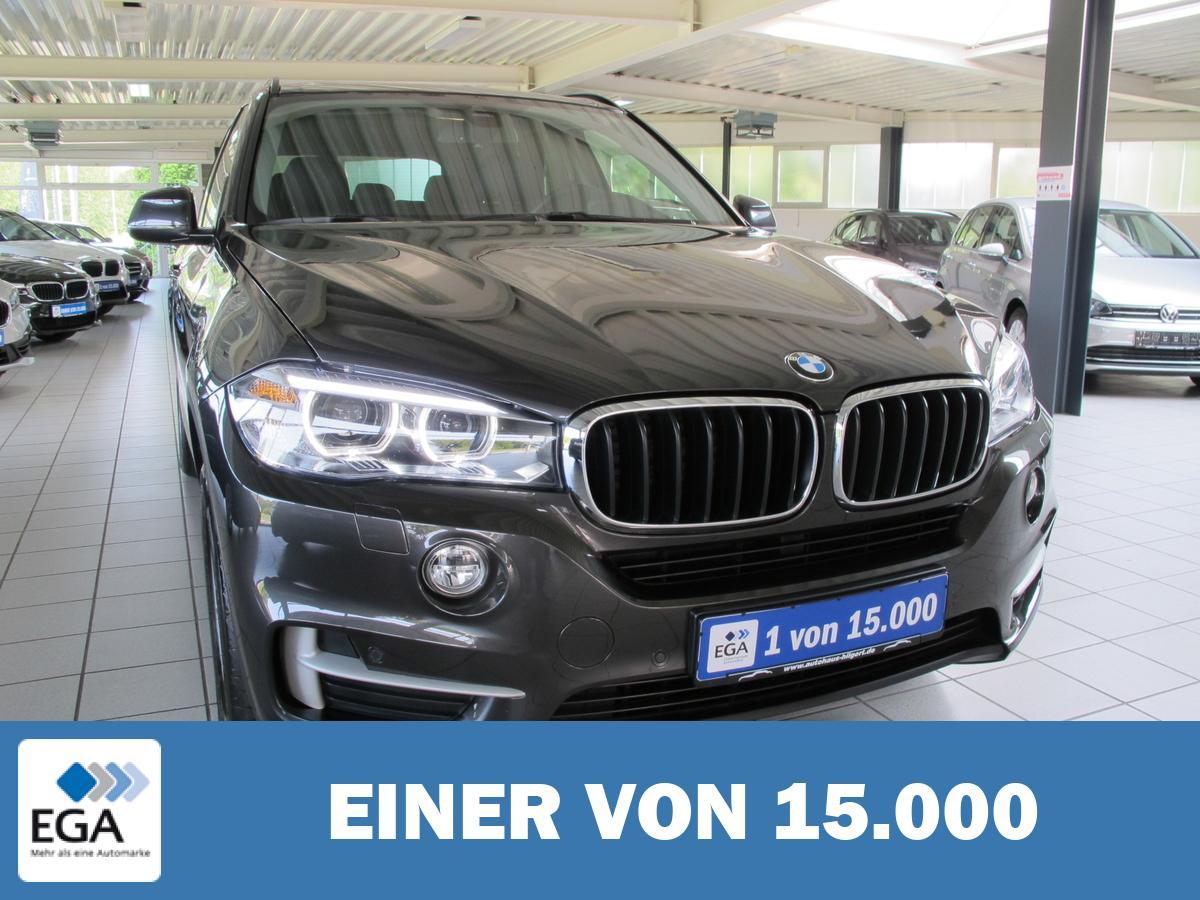 BMW X5xDrive25d,Kamera,Navi.,Leder,7 Sitze,Sitzh,Pano.