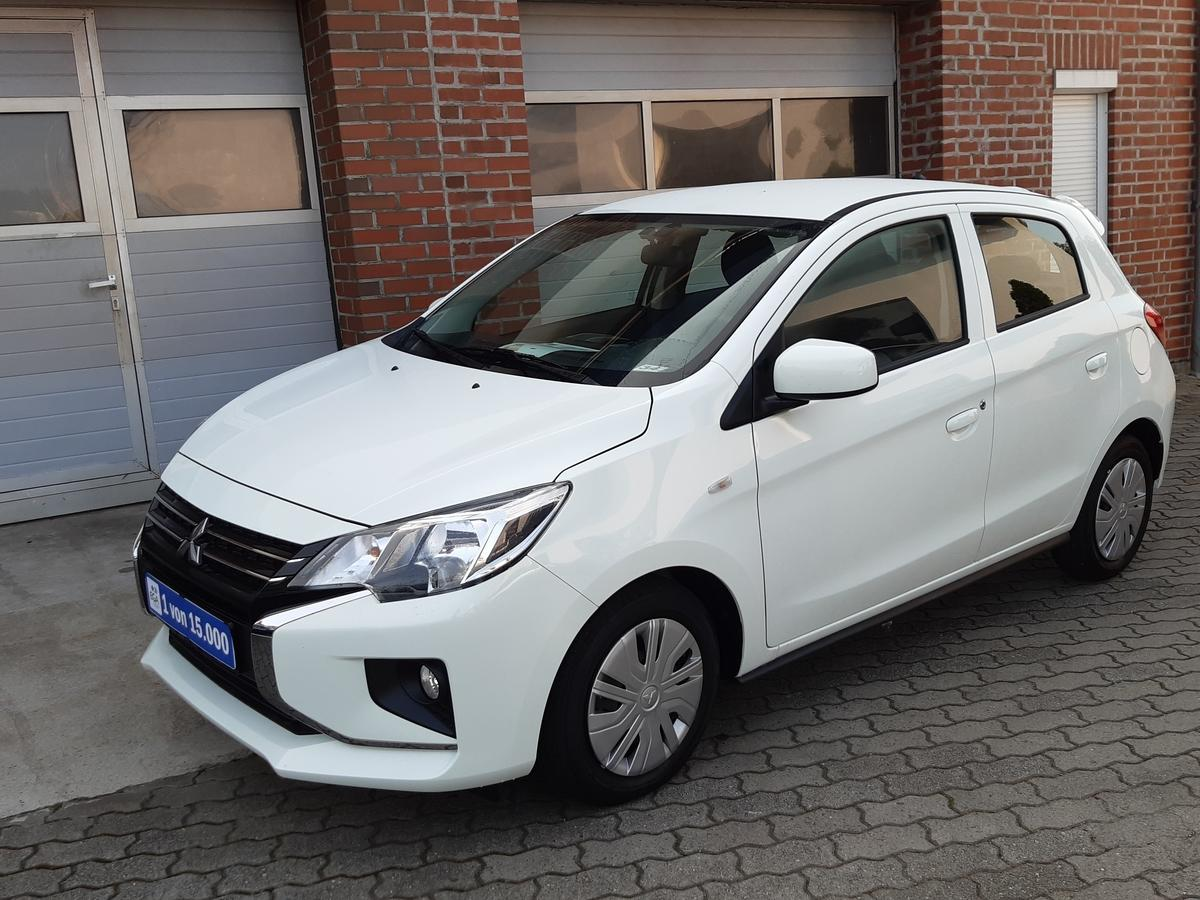 Mitsubishi Space Star 1.0 Intro Edition inkl. Licht- & Regensensor