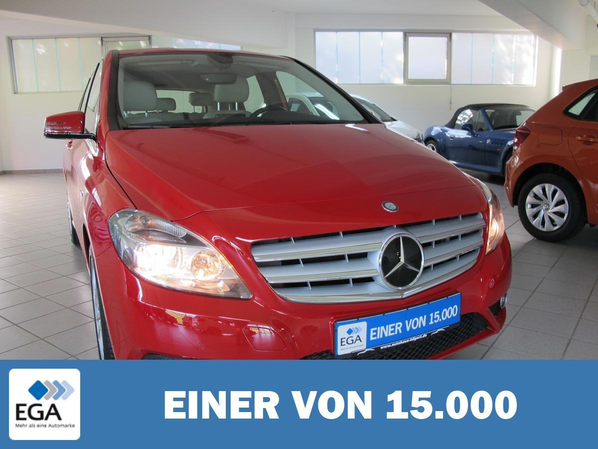 Mercedes-Benz B 200 CDI,BlueEfficiency,DPF,PDC,Leder,Sitzh.,Klimaautom.