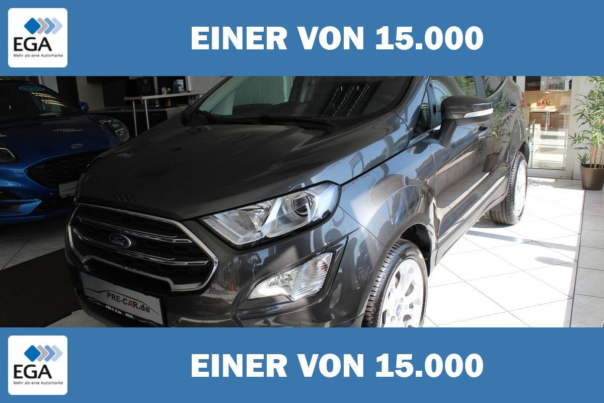 Ford EcoSport Autom. Titanium Kamera/Parksensoren/Winterpaket