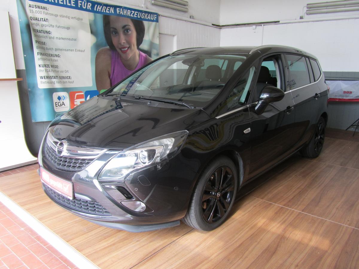 Opel Zafira Tourer Innovation 2.0 CDTI +alle Inspektionen