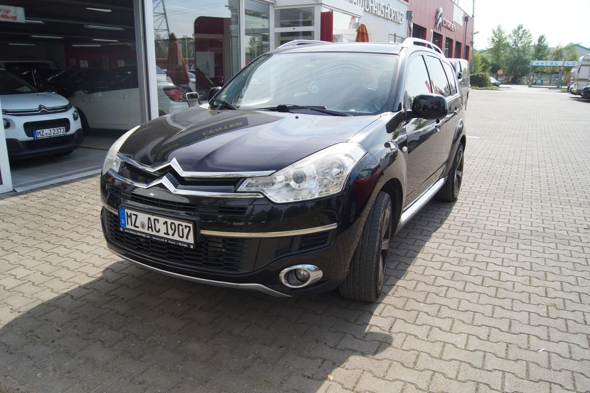 Citroën C-Crosser KUNDENAUFTRAG