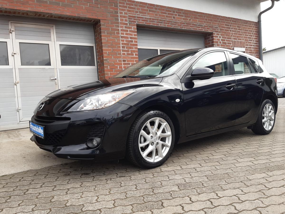 Mazda 3 1.6 Edition