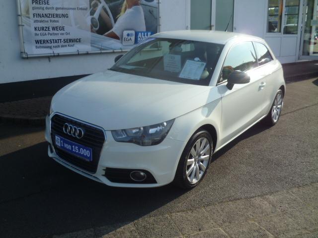 Audi A1 1.4 TFSI Lim. Attraction*Parkhilfe*Klimaautomatik*LM*