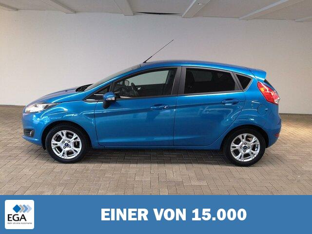 FORD FIESTA TREND WINTER-PAKET / SYNC