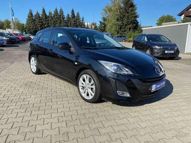 Mazda 3 5-Türer 2.0 l MZR DISI Sports-Line