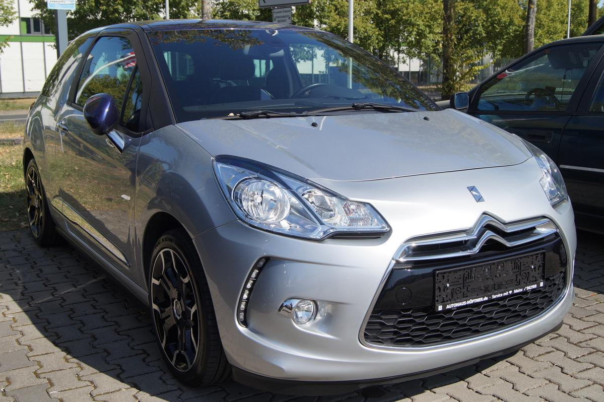 Citroën DS3 THP155 Sport Chic