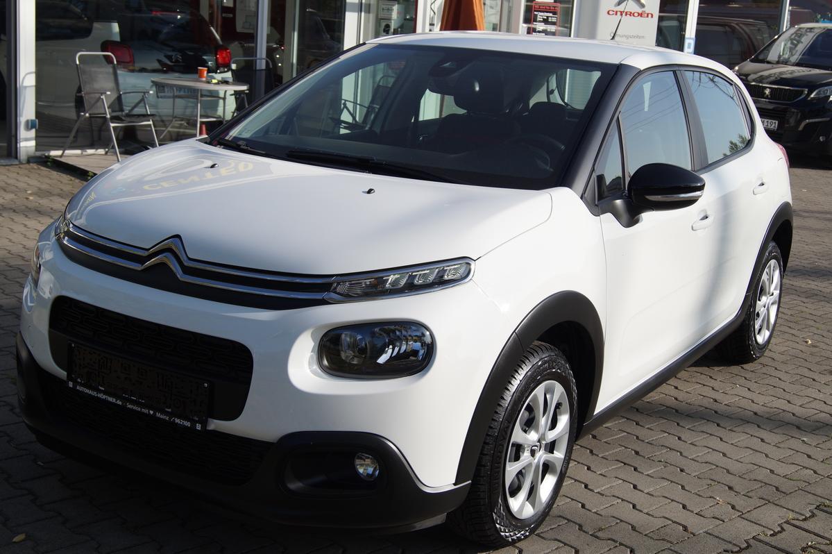 Citroën C3 PureTech 82 Feel